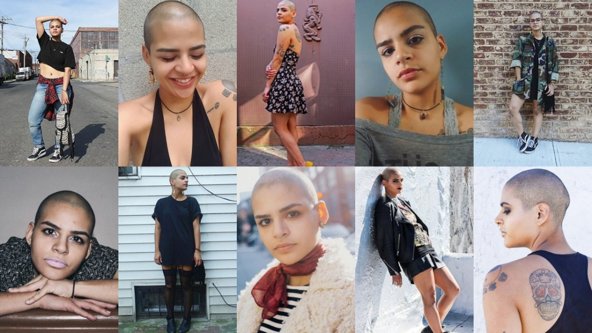Benefits of Being a Bald Woman | Video