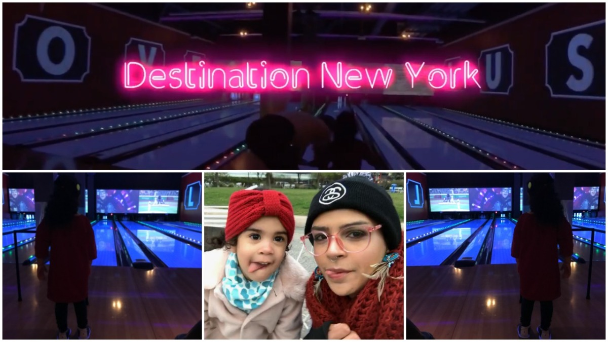 Destination New York | OOTD Video